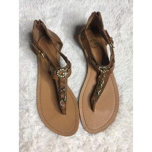 Guess thong sandals, Sz 8M